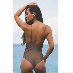 570b47a0853 acacia swimwear Swim - Acacia swimwear Florence one piece in opihi